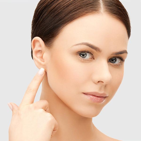 Chirurgie des lobes d'oreilles